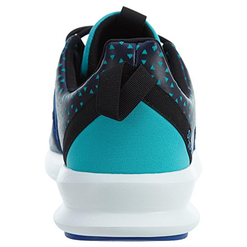 Adidas Originals Heren Sl Loop Chromatech Schoen Shock Green / Collegiaal Royal / Crystal White