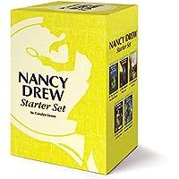 Nancy Drew 1-5 Books Starter Set by Carolyn Keene