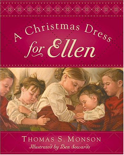 A Christmas Dress For Ellen ()