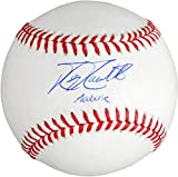 Mike Moustakas Kansas City Royals Autographed Baseball with Moooose Inscription - Fanatics Authentic Certified