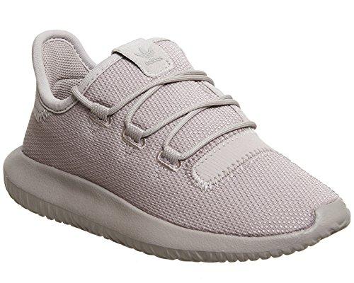 adidas Tubular Shadow C, Zapatillas de Deporte Unisex Niños Gris (Grivap / Grivap / Rosnat)