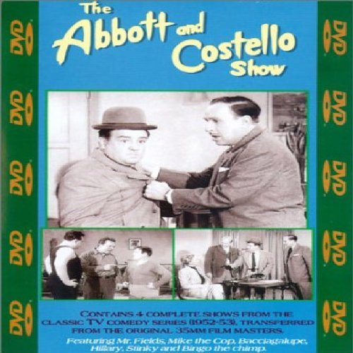 The Abbott & Costello Show, Vol. 6: Wrestling Match/In Society/Lou's Marriage/Beauty Contest -