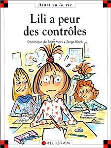 """Afficher """"Lili a peur des contrôles"""""""