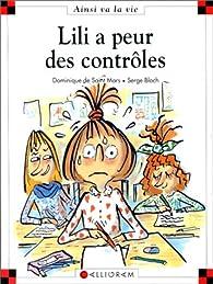 Lili a peur des contrôles par Dominique de Saint-Mars