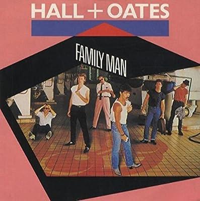 DARYL HALL & JOHN OATES - family man 45 rpm single - Amazon
