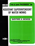 Assistant Superintendent of Water Works, Jack Rudman, 0837320038