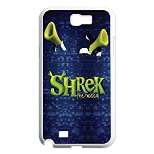 Samsung Galaxy Note 2 N7100 Phone Case Shrek cf4197