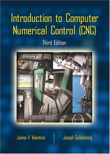 Introduction to Computer Numerical Control (CNC) (3rd - Shop Online Valentino