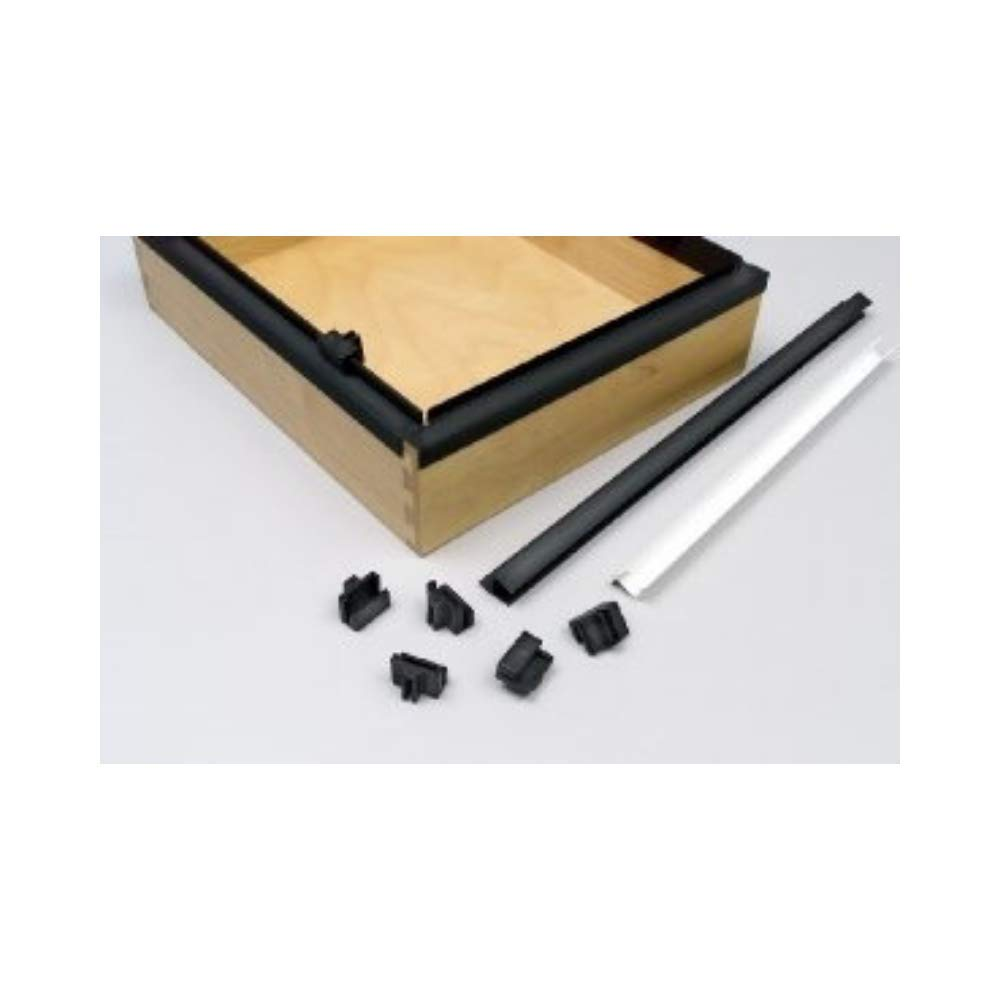 Amazon.com: Custom Accents - Riel de PVC para carpetas ...