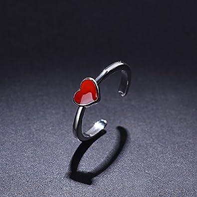BAOZIV587 Süße süße handgemachte rote Tropfen Glasur Liebe frisches ...