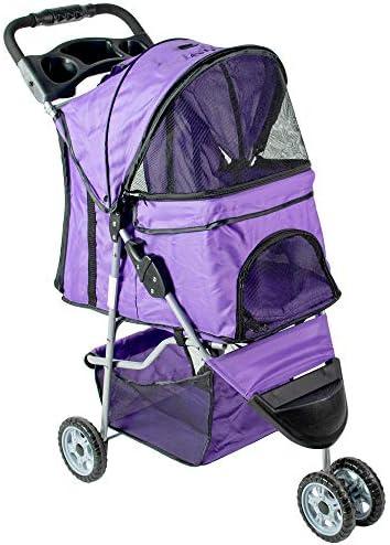 VIVO Stroller Foldable Strolling Multiple