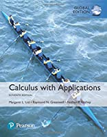 Calculus with Applications, 11th Global Edition Front Cover