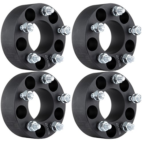 2006 Honda Prelude 5 Lug - ECCPP 5 lug Wheel Spacers Adapter 5x114.3mm to 5x114.3mm 2