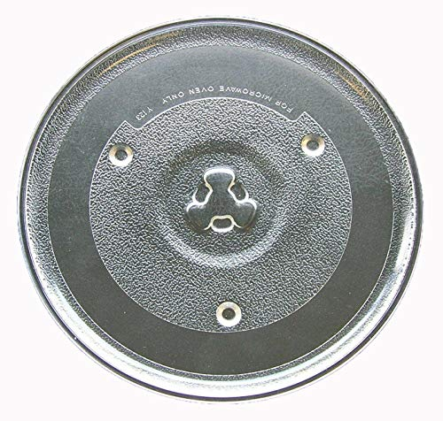Sunbeam Microwave Glass Turntable Plate / Tray 10 1/2""