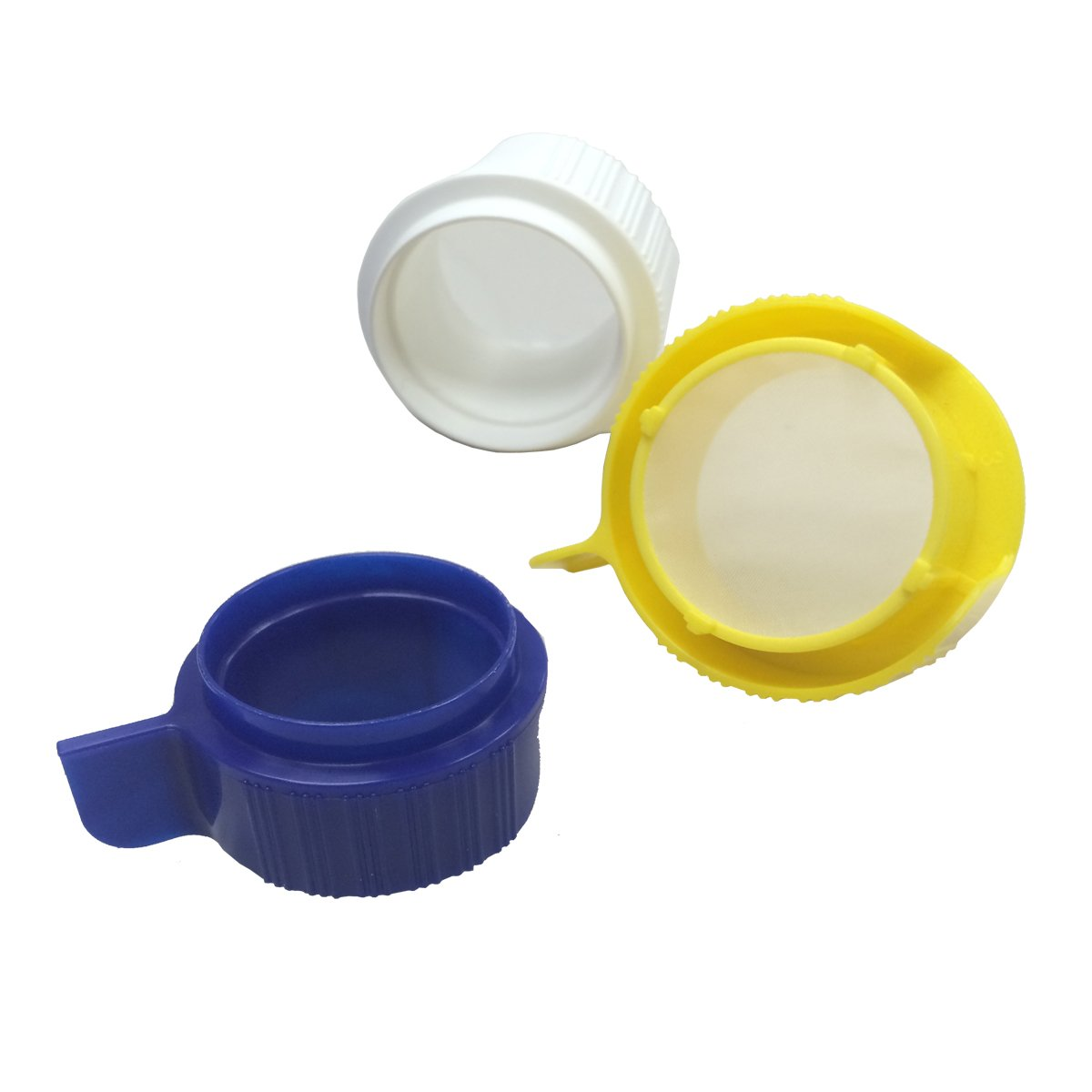 B075VC19RT 40µm cell strainer, sterile, individually wrapped, w/ 1 reducing adapter, 50/PK 511M5sdBNhL._SL1200_