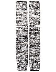 Harmonie Womens 24 Inch Multi-striped Legwarmers