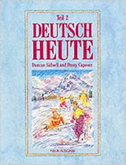 Ebook Como Descargar Libros Deutsch Heute - Teil 2 Student's Book: Bk. 2 Gratis Formato Epub