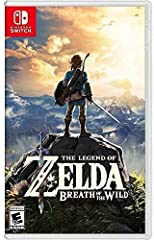 Step into a world of discovery, exploration, and adventure in The Legend of Zelda: Breath of the Wild, a boundary-breaking new game in the acclaimed series. Travel across vast fields, through forests, and to mountain peaks as you discover wh...
