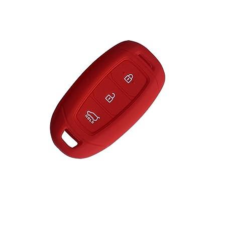 1 funda de silicona para llave de coche para Hyundai i30 ...