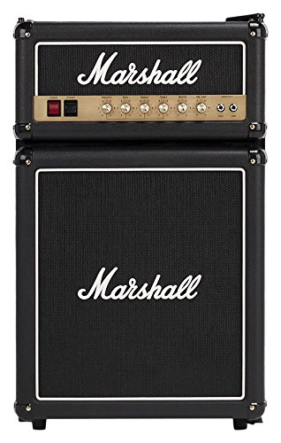 Marshall MF3.2-NA Medium Capacity Bar Fridge, Black by Marshall