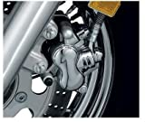 Yamaha Royal Star Venture Motorcycle Front Caliper Covers Chrome Dress-up Kit