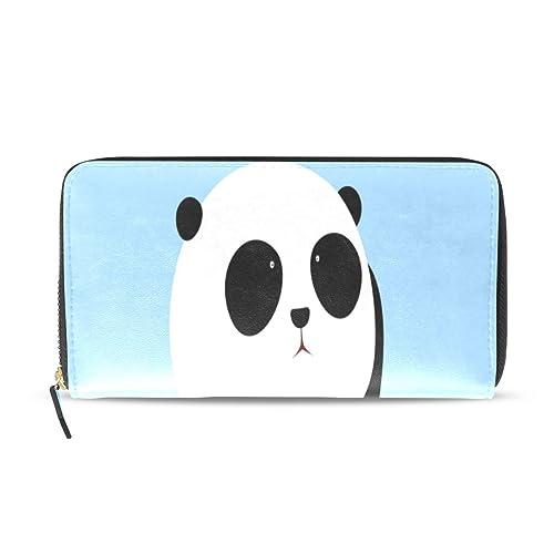 Danse Main Panda Sacs Drôle À Long Passeport D'embrayage Géant byY76gf