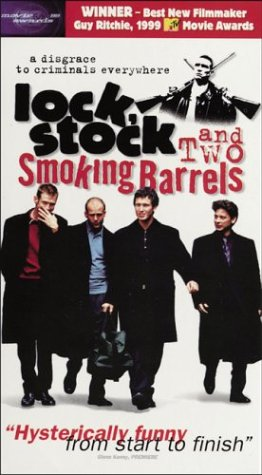 Catch Stock & Two Smoking Barrels [VHS]