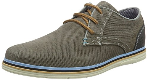 BULLBOXER Herren 731k23939c Low-Top Grau (3GYB)