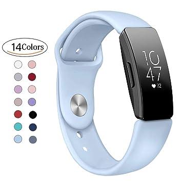 MyRBT Bandas compatibles para Fitbit Inspir Suave y ...