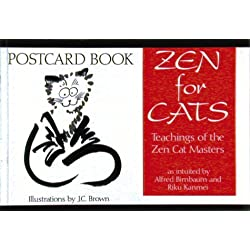 Zen for Cats: Teachings of the Zen Cat Masters : Postcard Book