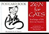 img - for Zen for Cats: Teachings of the Zen Cat Masters : Postcard Book book / textbook / text book