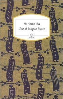 Une si longue lettre  : roman, Bâ, Mariama