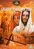 The Greatest Story Ever Told [DVD] [1965]