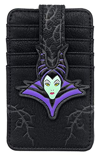 Loungefly Disney S Maleficent Cardholder Wallet