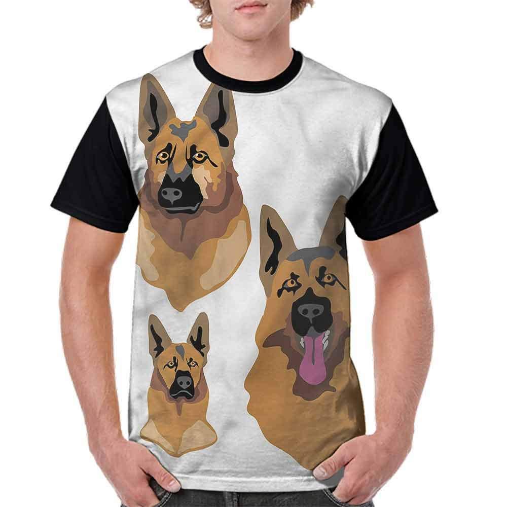 BlountDecor Classic T-Shirt,Domestic House Pet Fashion Personality Customization