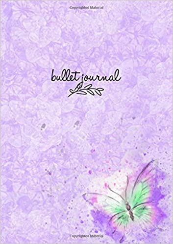 Bullet Journal: Freiheit Notizbuch A5 Dotted, Bullet Journal ...