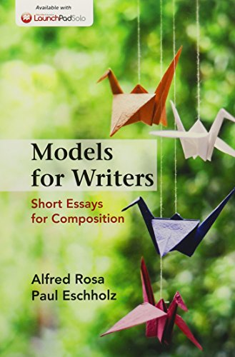 Models for Writers 12e & LaunchPad Solo for Models for Writers 12e (Six Month Access)