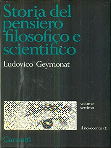Amazon.it: Storia del pensiero filosofico e scientifico 7