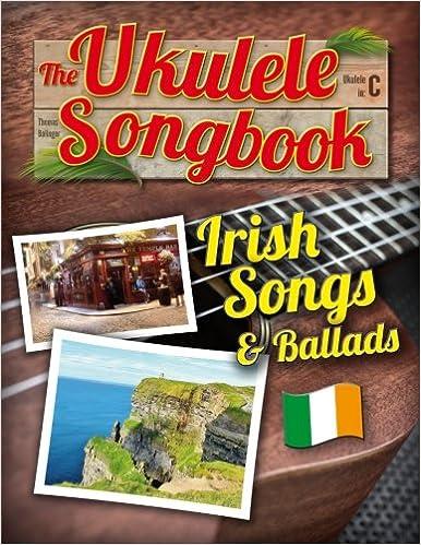 Amazon the ukulele songbook irish songs ballads amazon the ukulele songbook irish songs ballads 9781541355811 thomas balinger books fandeluxe Images