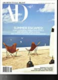 Ad Architectural Digest, The International Design Authority June, 2017