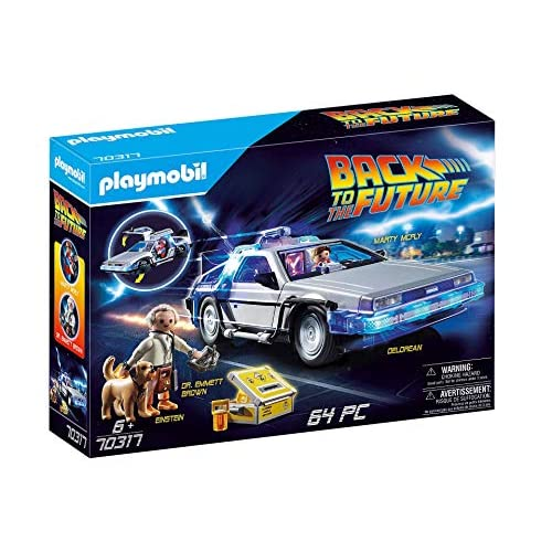 Playmobil Back to The Future...