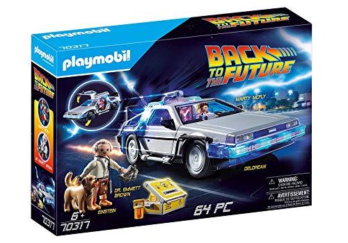 Comprar PLAYMOBIL Delorean con Efectos de Luz Back to The Future Regreso al Futuro - Tienda de juegos y juguetes - Envíos Baratos o Gratis