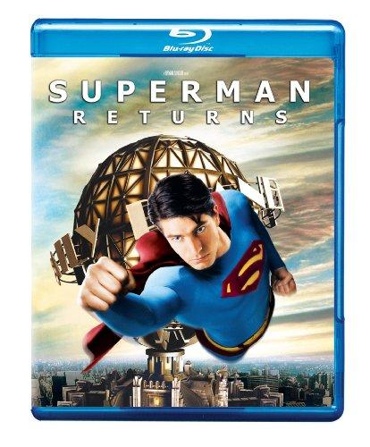 Blu-ray : Superman Returns (, Dubbed, Dolby, AC-3, True-Hd)