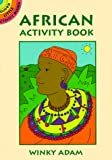 African Activity Book, Winky Adam, 0486404927