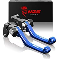 MZS CNC Pivot Brake Clutch Levers for Yamaha YZ80 YZ85...