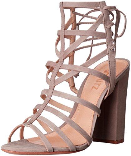 SCHUTZ Women Loriana Dress Sandal Mouse