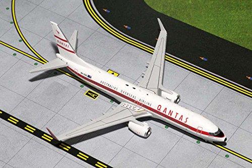GEMINI200 1-200 G2QFA580 1-200 Qantas 737-800W Retro Roo II REG No. VH-VXQ by GEMINI (Image #1)