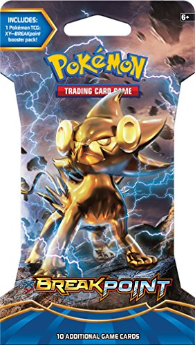 10 Card Booster Pack (Pokémon TCG: XY—BREAKpoint Sleeved Booster Pack (10 cards))