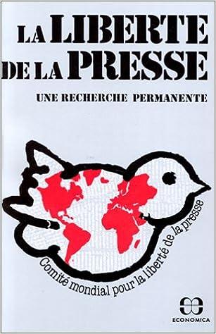 En ligne téléchargement La liberté de la presse pdf, epub ebook
