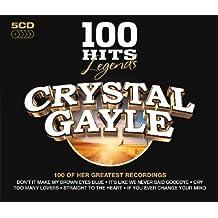 Crystal Gayle 100 Hits Legends (5CD)